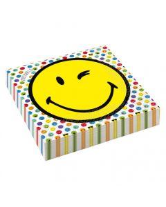 SmileyWorld servietter