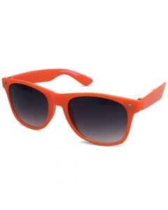 Orange solbrille