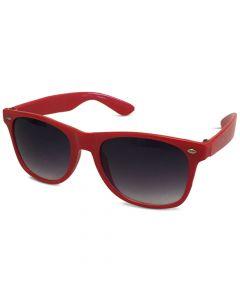 Rød solbrille