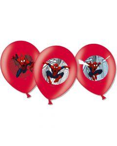 Balloner med Spider Man