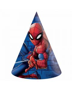 Spider Man festhatte
