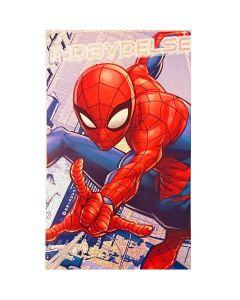 Spider Man indbydelser