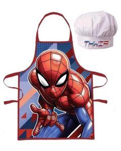 Spider Man kokkesæt