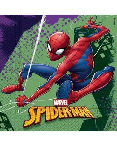 Spider Man servietter