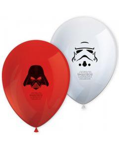 Balloner med Star Wars motiv