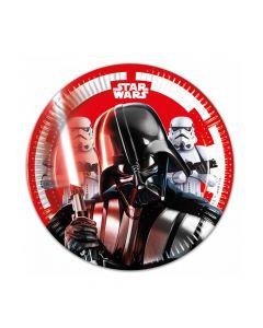 Kagetallerkner med Star Wars