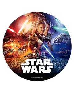 Star Wars sukkerprint