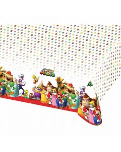 Super Mario plastikdug 1 stk.