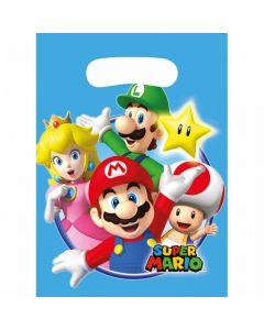 Super Mario slikposer 8 stk.