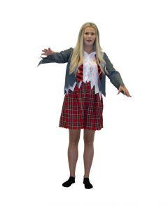 Zombie Teen High School Str. 158-164