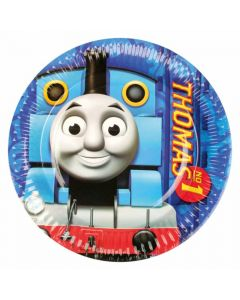 Thomas tog paptallerkner 8 stk.