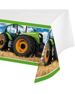 Traktor plastikdug 1 stk.