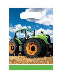 Traktor slikposer 8 stk.