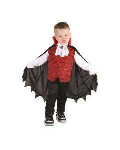 Halloween børne vampyr kostume str. 92-104