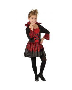 Vampyr kjole halloween