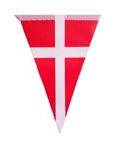 Vimpel banner med flag 3 meter