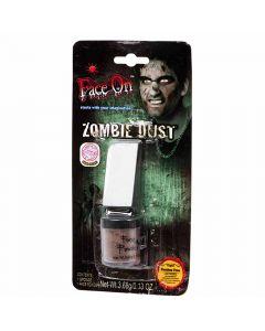 Halloween zombie puder