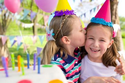 Børnefødselsdag og temafest