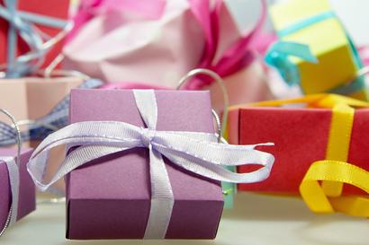 Festlige gaveideer
